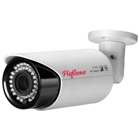 Pixflame Gold 2 MP 1080p 3.6mm PoE Gece Görüşlü IP Kamera